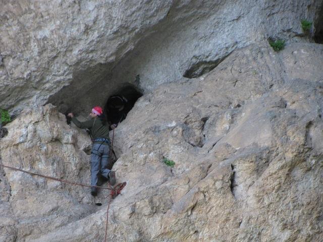 харамийската дупка