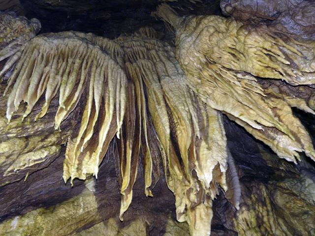 Ягодинска пещера, Западни Родипи